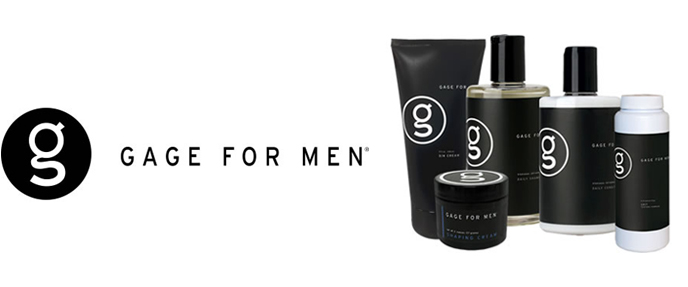 Gage for Men by Bennie Pollard