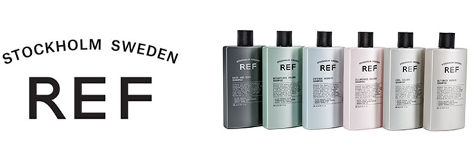 Image result for ref logo hair products